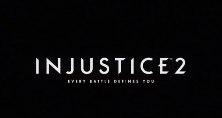 Injustice 2 roster reveal wth gameplay live stream