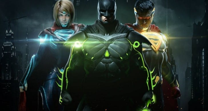 Injustice 2 1.03 update for next features needed