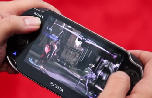 60 FPS all the way on Vita