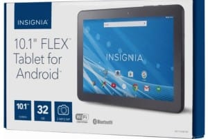 Insignia NS-P10A8100 10.1 tablet review with performance fears