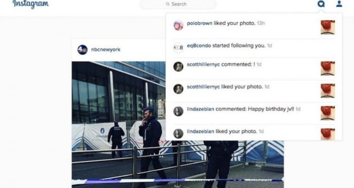 Instagram notifications update debated by users
