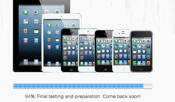 Secretive iOS 6.1 untethered jailbreak release time countdown