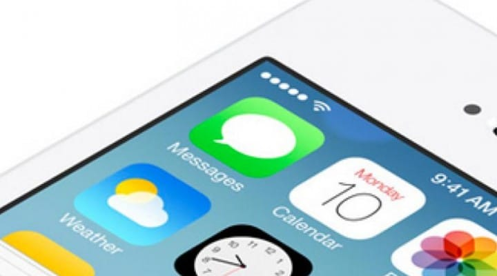 iOS 7 iMessage widespread problems