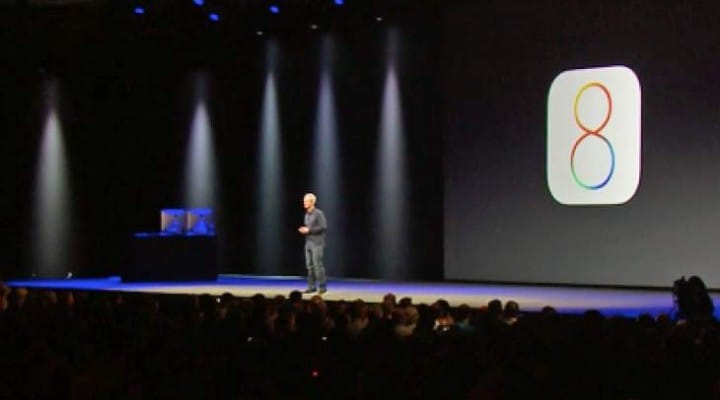 iOS 8 public release date, as expected