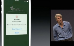 iPad Air 2, Mini 3 TouchID kill iOS 8 passwords