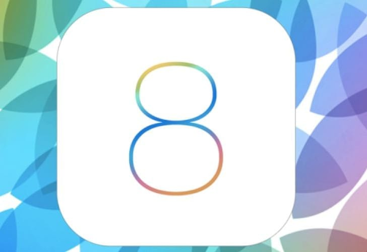 iOS 8 update hopes for iPad 2