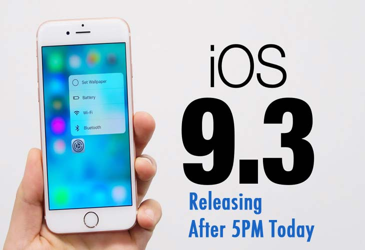 ios-9-3-release-time-today