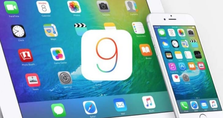 Get iOS 9 on your iPad, iPhone right now