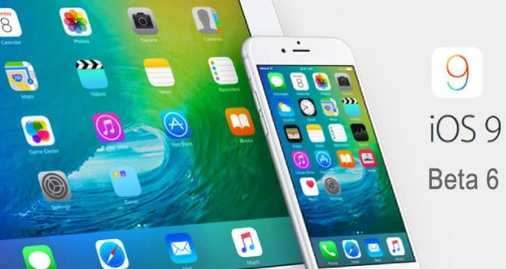 New iOS 9 update 'available' today in error