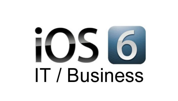 IT: iPhone with iOS 6 vs. BlackBerry 10