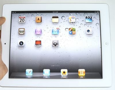 Is the iPad 2 on its last legs?