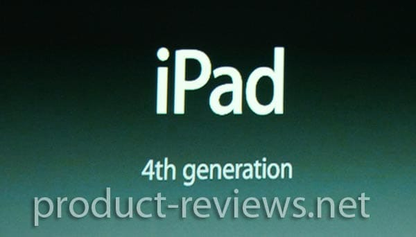 iPad 4, mini on 4G UK network after release date