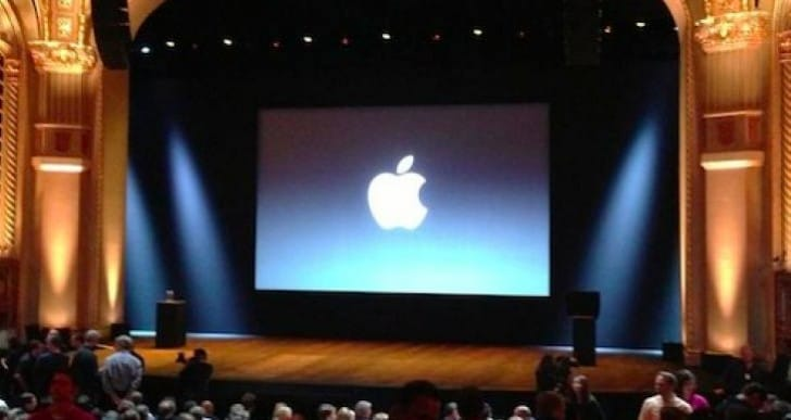 Apple iPad event countdown with new claims
