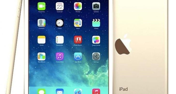 iPad Air 2 event rumors for October 16