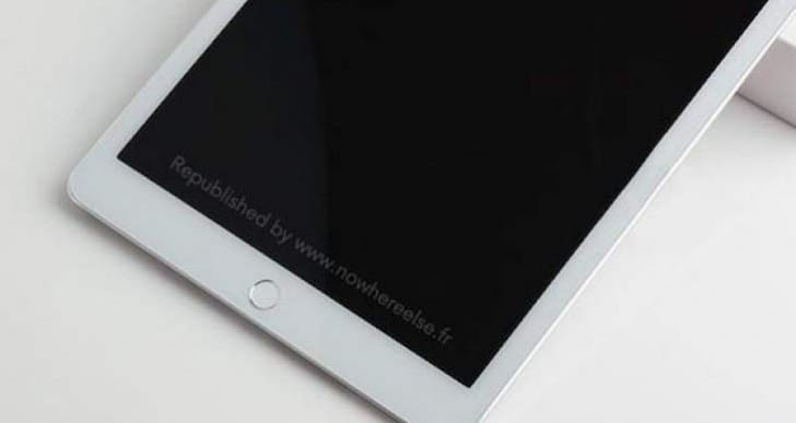 iPad Air 2, iPad Mini 3 for Holiday 2014 hopes
