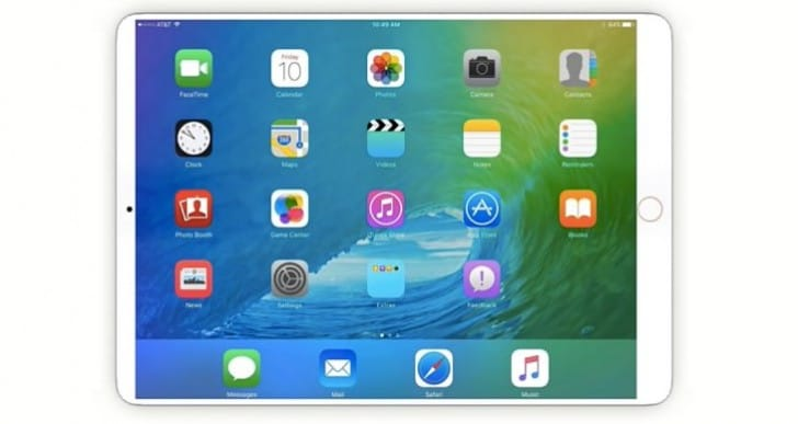 iPad Air 3 concept pictures with dream specs