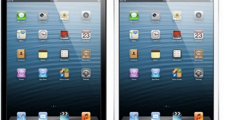 iPad Air 2014 sales power Vs iPad Mini 2
