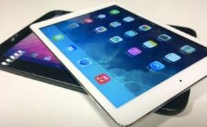 iPad Air gaining from Nexus 10 2 wait