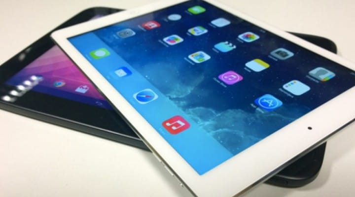 iPad Air gaining from Nexus 10 2 wait