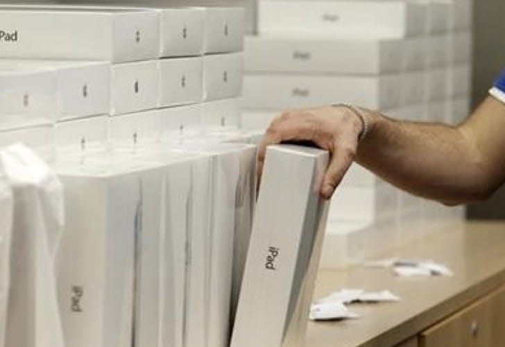 iPad Mini 2 release date anxiety with Retina shortage