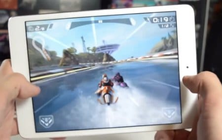 Riptide GP plays flawless on iPad Mini 2