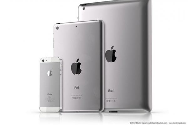 iPad mini price and size doesn't make sense