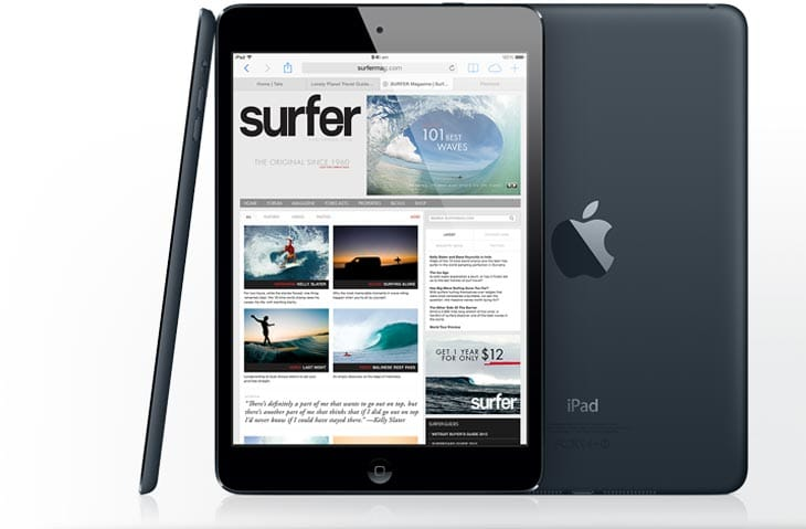 First generation iPad mini