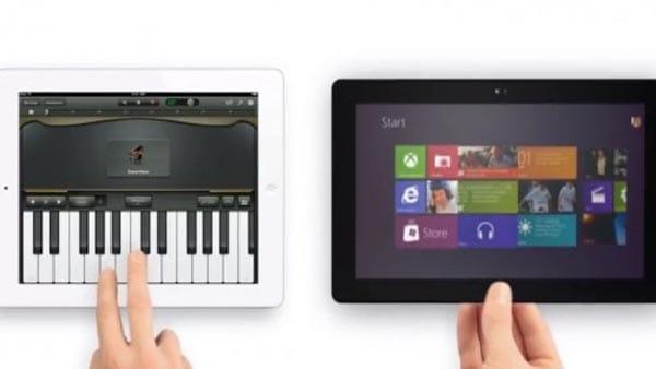 Microsoft Surface vs. Apple iPad mini, in a nutshell