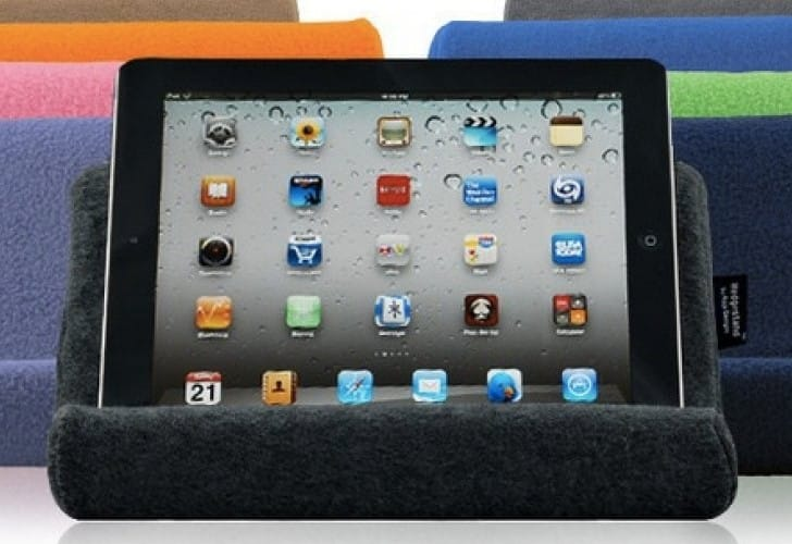 Best Apple iPad pillow for reading in bed