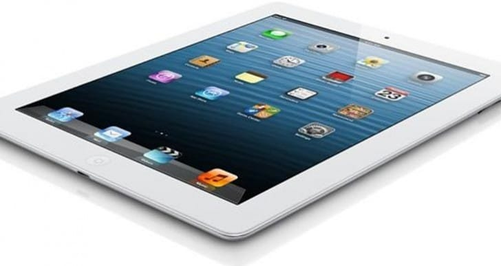 Apple keynote event reveals 170m iPad sales