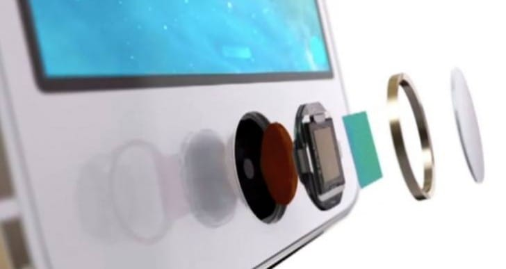iOS 8 Touch ID key to iPod touch 6G