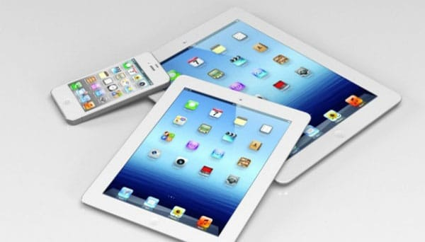 Multiple new mini iPad proofs