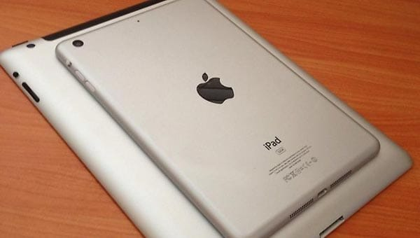 iPad mini price makes a statement