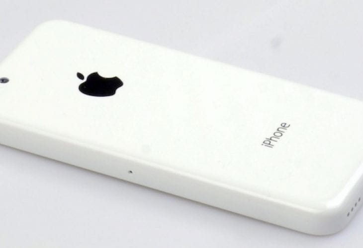 iPhone 5 budget pictures show plenty of plastic