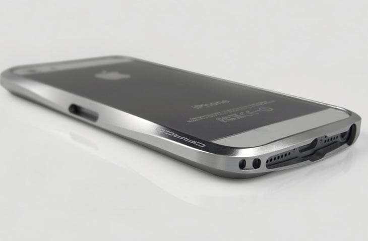 Draco metal iPhone 5 bumper case: hands-on review