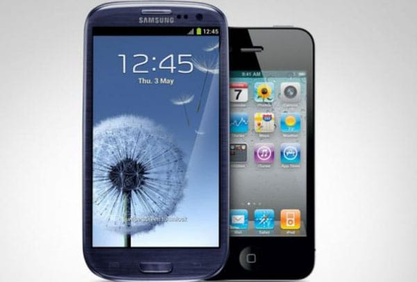 iPhone 5 puts Galaxy S3 in its place