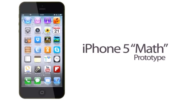4.8-inch iPhone 5S realism highlighted in concept