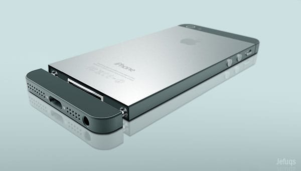 iPhone 5 to be 1.7mm leaner