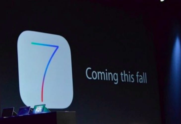 Will the iPhone 5C run a full version of iOS 7?