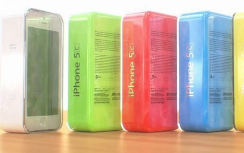 These could be an accurate glimpse of iPhone 5C packaging [courtesy of Martin Hajek]