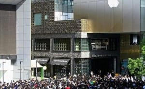 iPhone 5S, 5C release date from Chinese whispers