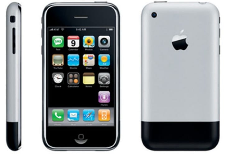 iPhone 6 to finally make iPhone 1 'obsolete' – Product ...