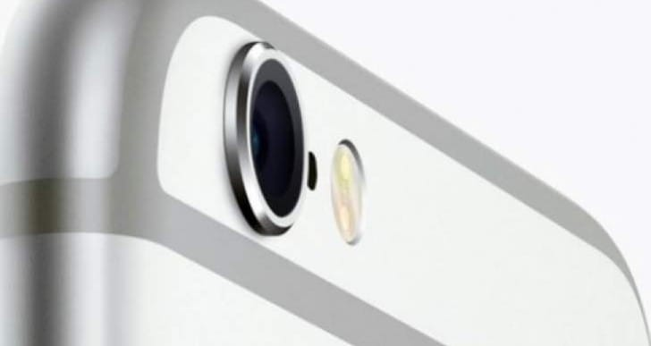 Amazing iPhone 6S 4K camera from Foxconn leak