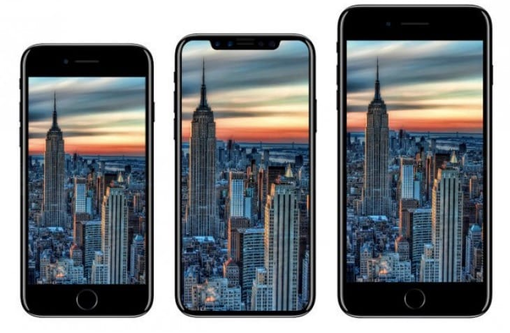 iPhone X Specs list preview after leak