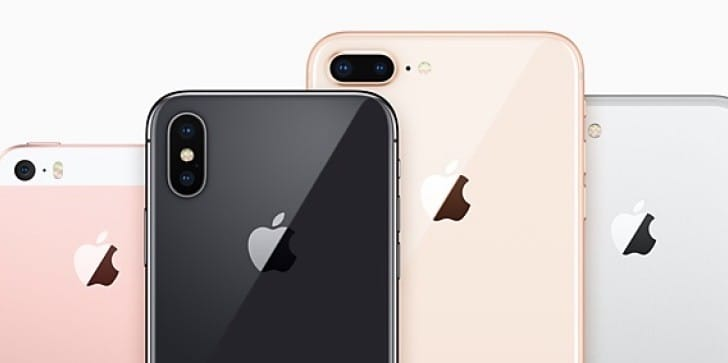 iPhone 8 Plus UK deals on Vodafone Vs O2, Three, EE
