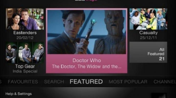 Xbox One BBC iPlayer missing despite PS4 joy