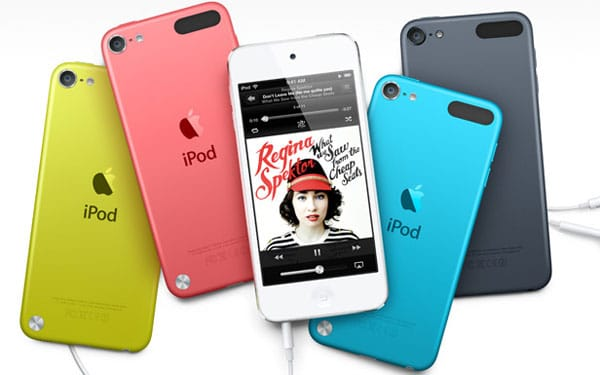 iPod touch 5G still lacks release date