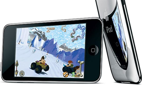 iPod touch 5G features chosen by you