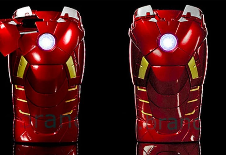 Iron Man 3 prep starts with Mark VII iPhone 5 case