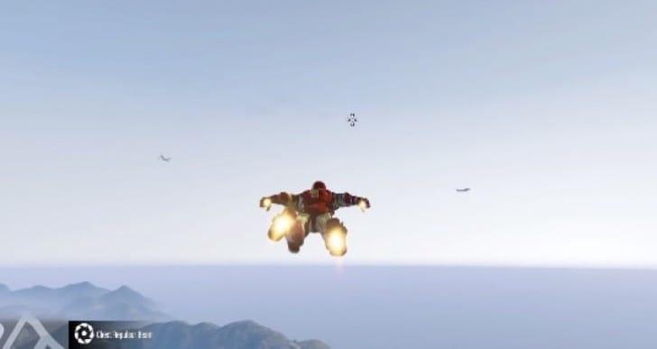 GTA V Iron Man mod download link live
